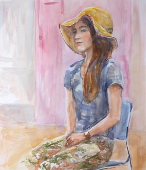 帽子の女性.jpg